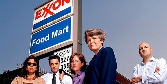 Exxon - SisterPat - Green Money Journal