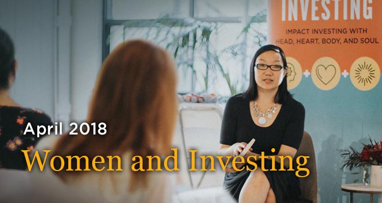 Women and Investing - GreenMoney Journal