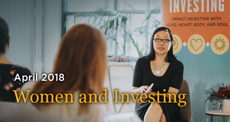 Women and Investing - GreenMoney Journal